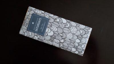 サタディズのミルクチョコレート