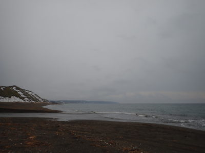釣り場の風景